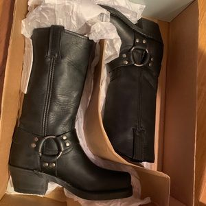 Frye Shoes - Frye - 12R Harness Boots - NWT